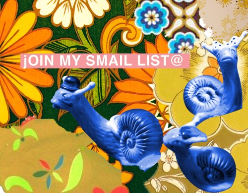 join my smail list promo